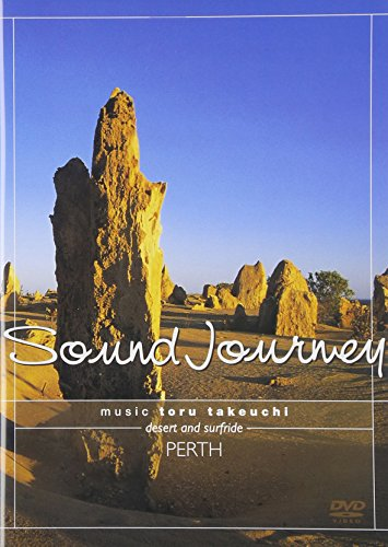 Sound Journey 武内享/パース~Desert and Surf ride~ [DVD]