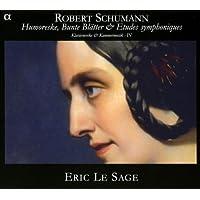 Schumann: Klavierwerke & Kammerm