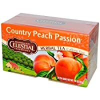 Celestial Seasonings BG11421 Celestial Seasonings Peach Passion - 6x20BAG