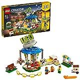レゴ(LEGO) クリエイター 遊園地のスペースライド 31095 ブロック おもちゃ 女の子 男の子