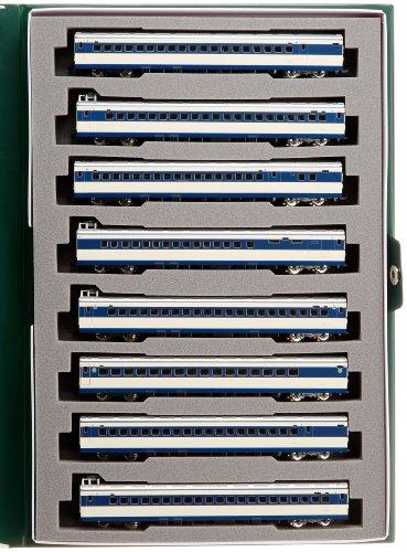 KATO N Gauge 0 Series No.2000 Shinkansen Hematopoiesis 8-Car 10-454 10-454 10-454 Model Train 1a726f
