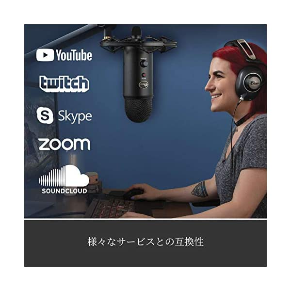 Blue Microphones Yeti U...の紹介画像5