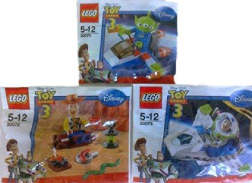 [해외] LEGO 30070+30072+30073 레고 토이 스토리-