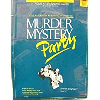 Murder Mystery Party: Intrigue At Sparkling Water by University Games