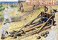 プラスチックモデルFigures Medieval Siege Engines Part I 1/ 72Orion 72015