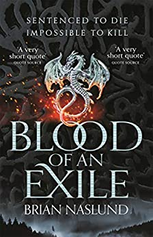Blood of an Exile: Dragons of Terra Book 1 by [Naslund, Brian]