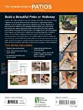 Black & Decker Complete Guide to Patios - 3rd Edition: A DIY Guide to Building Patios, Walkways & Outdoor Steps 画像