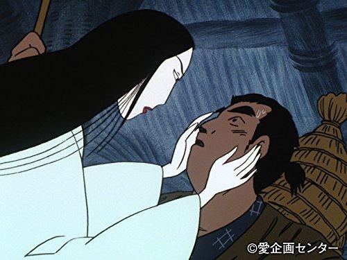 まんが日本昔ばなし 「雪女」/「シシとり太郎」