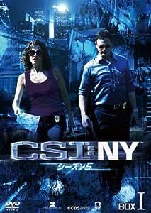 CSI:NY シーズン5 コンプリートBOX-1 [DVD]