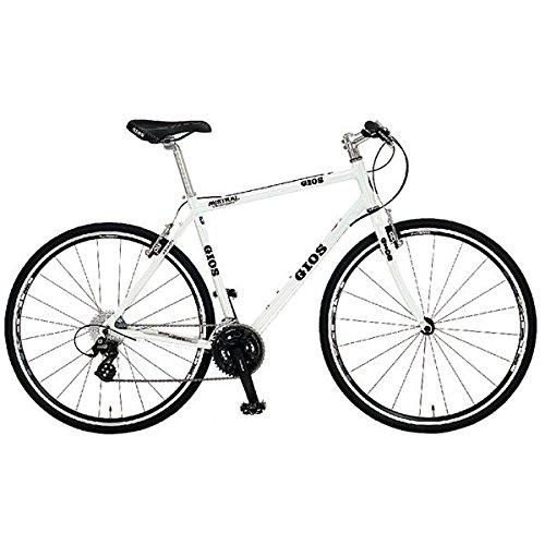 GIOS(ジオス) MISTRAL(ミストラル) クロスバイク 2016モデル 480サイズ (ホワイト)