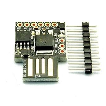 HiLetgo Digispark Kickstarter ATTINY85 Digispark 超小型Arduino互換