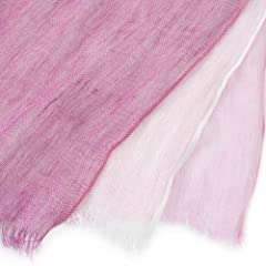 Linen Scarf 1351988: Purple