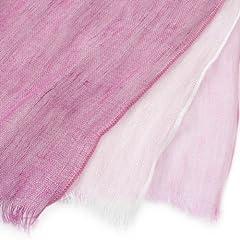 Linen Scarf 1351988: Purple