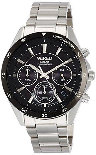 [ワイアード]WIRED 腕時計 WIRED ソーラークロノ...