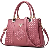 Ladies Stylish Beautiful Pocketbook and Handbag - Fashion Leather Purse - Shoulder Bag - Crossbody Bag -Messenger Bag