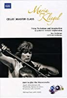 Cello Master Class By Maria Kliegel [DVD] [Import]