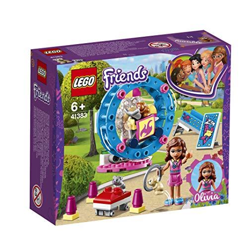 レゴ(LEGO) フレンズ オリビアとハムスターのプレイランド 41383