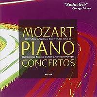 Piano Concertos 18 & 19