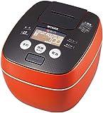 タイガー 炊飯器 圧力IH 「炊きたて」 アーバンオレンジ 5.5合 JPB-G101-DA