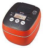タイガー 炊飯器 5.5合 圧力 IH アーバン オレンジ 炊きたて 炊飯 ジャー JPB-G101-DA Tiger