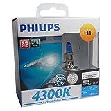PHILIPS(フィリップス)ハロゲンバルブ クリスタルヴィジョン CV-H-1 4300K CV-H1-2