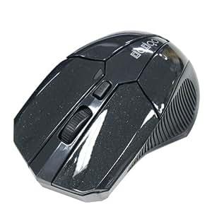 k-196 ブラック 2.4GHz(光学式無線マウス)