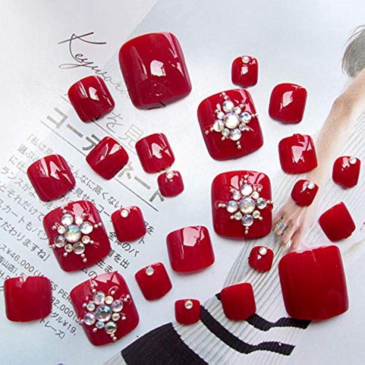 粗いメタリックレイプOU-Kunmlef 特徴24 pcs/セット偽の爪ファッションアクリルUVゲル完全なフランスの偽の爪のヒントマニキュアネイルアートのヒントツール(None Liquor.)