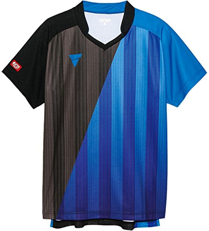 VICTAS(ヴィクタス) 卓球 男女兼用 ゲームシャツ 031466