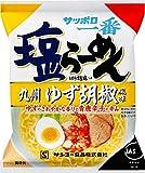 サッポロ一番 塩らーめん 九州 ゆず胡椒風味 102g×30個の商品画像