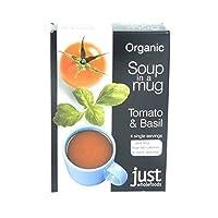 Alishan トマト&バジル インスタントスープ 68g ×10セット