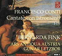 Cantatas With Instruments 1-4