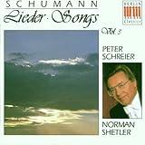 Robert Schumann: Lieder, Volume III by Schumann (1994-03-22)