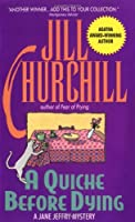 A Quiche Before Dying (Jane Jeffry Mysteries)