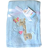 Baby Blanket (Giraffe) by Gigglewinks
