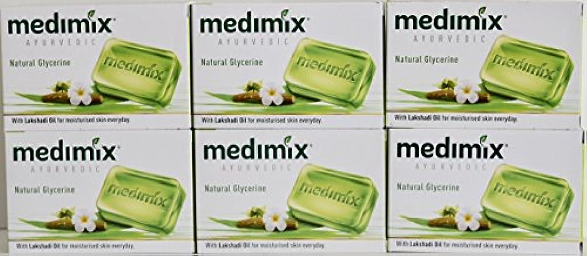容量参加者マナーmedimix メディミックス ナチュラルグリセリ(旧商品名クラシックライトグリーン)125g