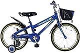 C.Dream(シードリーム) ポーラーフォックス PF61 16インチ 幼児自転車 ブルー 100%組立済み発送
