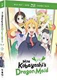 Miss Kobayashi's Dragon Maid: The Complete Series [Blu-ray] [Import]
