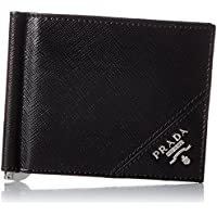 [プラダ] PRADA メンズ 2つ折り財布【並行輸入品】