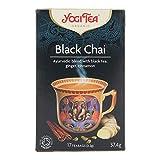 Yogi Organic Black Chai Tea - 17 Tea Bag, 37.4g