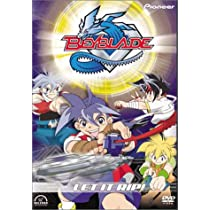 Beyblade 1: Let It Rip [DVD] [Import]