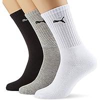 PUMA Men's Men's Sport Socks 3-Pairs