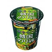 農心 本場韓国のりーメン 75g×12個