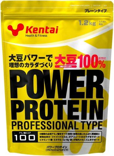 Kentai パワープロテイン プロフェッショナルタイプ 1.2kg