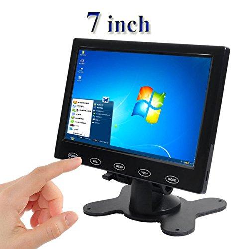 CAIRUTEK 7インチの超薄型16:9 HD 高画質「8...
