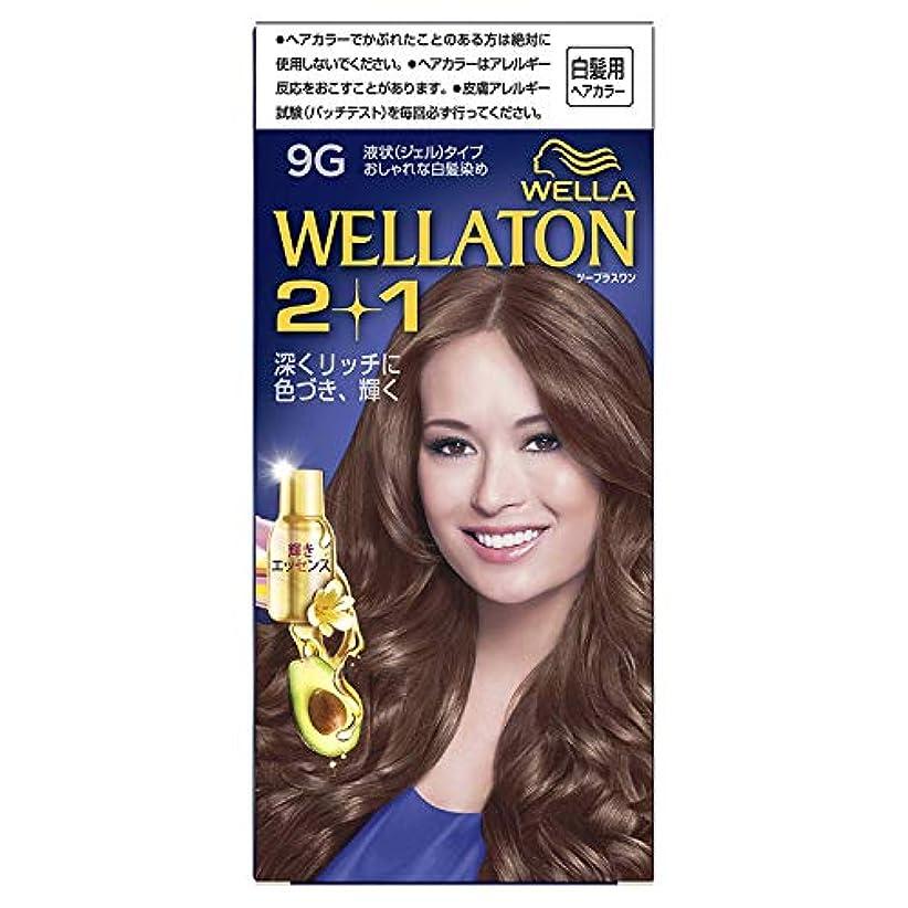 水メリー蒸留ウエラトーン2+1 液状タイプ 9G [医薬部外品] ×6個
