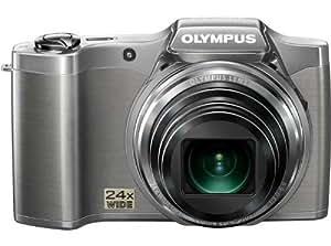 オリンパス デジタルカメラ「SZ-14DX」大望遠セット(シルバー)OLYMPUS SZ-14DX SZ-14DX-SLV