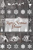 Merry Christmas Planner: My Christmas Party Planner Organizing Binder ,Christmas Countdown, Record Guide,Budget Party Planner