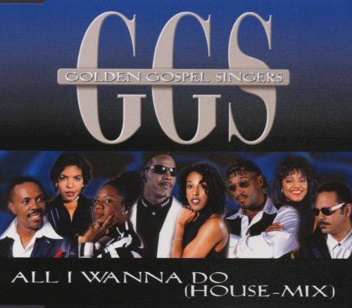All I wanna do-House-Mix [Single-CD]
