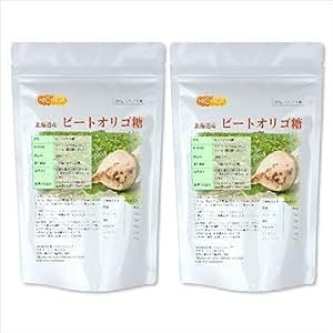 天然 ビートオリゴ糖 200g×2袋(ラフィノース) 400g入 北海道産 北の大地より [01] NICHIGA(ニチガ)
