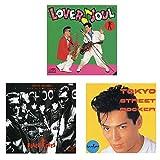 【Amazon.co.jp限定】BLACK CATS 再発CD3枚セット「東京ストリートロッカー」+「LOVER SOUL」+「第三倉庫」(オリジナル特典:ジャケット柄ポストカード3枚組)